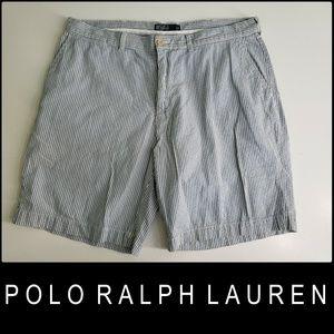 Polo Ralph Lauren Men Pinstripe Seersucker Short
